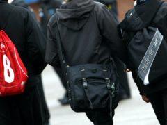 School pupils (David Jones/PA)