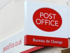 The Post Office has apologised to those affected (Lewis Stickley/PA)