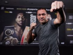 Kubrat Pulev is ready to make the most of this world title shot against Anthony Joshua (Mark Robinson/Matchroom Boxing)