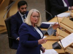 Christina McKelvie said the pandemic had reaffirmed ministers' commitment to 'tackling social isolation and loneliness' (Fraser Bremner/Scottish Daily Mail/PA)