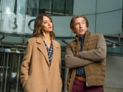 The BBC has shared a first glimpse at the second series of This Time With Alan Partridge (Gary Moyes/BBC/PA)