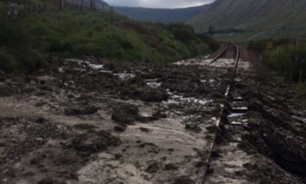 Stonehaven rail crash: What is a landslip and how can it derail a train?