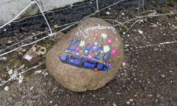 Community came together as one following Stonehaven rail crash