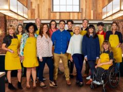 The BBC has unveiled the first look at its Celebrity Best Home Cook show, which will feature stars including former shadow chancellor Ed Balls and ex Welsh rugby captain Gareth Thomas (BBC/PA)