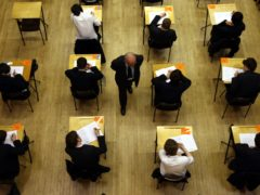 Schools can make individual judgments on whether youngsters should sit prelim exams, Education Secretary John Swinney said (David Jones/PA)