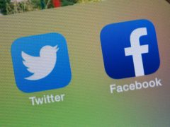Twitter and Facebook have suspended Donald Trump's accounts (Chris Ison/PA)
