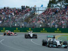 Melbourne's Albert Park hosts the Australian Grand Prix (Jon Buckle/PA).