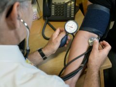 GP workforce statistics were released on Tuesday (Anthony Devlin/PA)