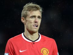 Darren Fletcher made more than 300 appearances for Manchester United (Martin Rickett/PA)