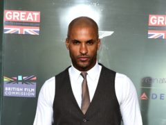 Ricky Whittle said fans will see more of his personality in his American Gods character ahead of the fantasy drama's third series (Ian West/PA)