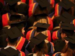 The UK is leaving the Erasmus scheme (Chris Radburn/PA)