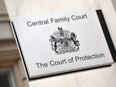 A general view of The Court of Protection and Central Family Court, in High Holborn, central London. A Catholic man who was at the centre of a life-support dispute in the Court of Protection has died, lawyers say (Nick Ansell/PA)