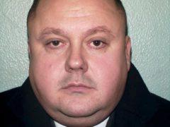 Serial killer Levi Bellfield has been offered a coronavirus vaccine, the Sun says (Metropolitan Police/PA)