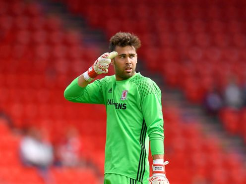 Tomas Mejias made only two appearances for Middlesbrough in his second spell at the club (Dave Howarth/PA)