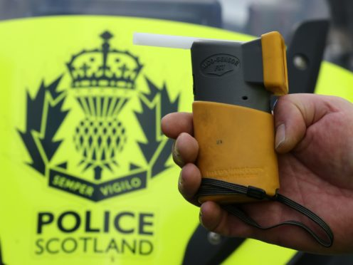 Officers carried out more than 4000 roadside tests during the campaign (Andrew Milligan/PA)