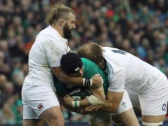 Joe Marler (left) and Joe Launchbury (right) have withdrawn from England's Six Nations squad (Lorraine O'Sullivan/PA Images).