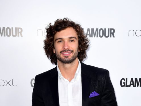 Fitness guru Joe Wicks (Ian West/PA)