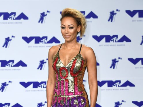 Mel B said 'all' the Spice Girls are eager to get back on tour once the coronavirus pandemic is under control (PA)
