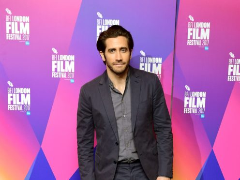 Jake Gyllenhaal starred in Donnie Darko with his sister Maggie (Ian West/PA)