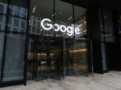 Google did not spell out how much money would be paid to the group's members (Jonathan Brady/PA)