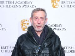 Michael Rosen said how children are taught to write is too rigid (Ian West/PA)