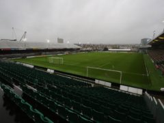 Newport are doing all they can to make sure Sunday's lucrative FA Cup third-round tie beats the weather (Mark Kerton/PA)