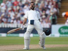 Virat Kohli will reassume the India captaincy (Nick Potts/PA)
