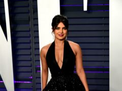 Priyanka Chopra explains visit to hair salon after apparent lockdown breach (Ian West/PA)