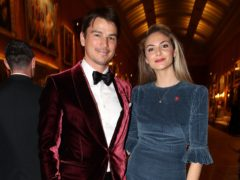 Josh Hartnett and Tamsin Egerton (Chris Jackson/PA)