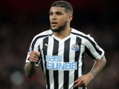 "DeAndre Yedlin was not involved for Newcastle on Saturday night because of a ""visa issue"", according to manager Steve Bruce (Adam Davy/PA)"