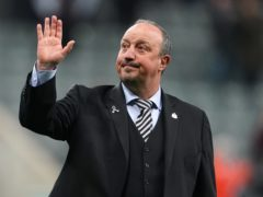 Rafael Benitez has left Chinese Super League club Dalian Professional (Owen Humphreys/PA)