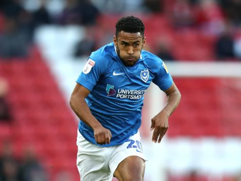 Peterborough's Nathan Thompson will be missing through suspension (Simon Cooper/PA)