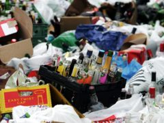 The cash would help bolster recycling services, the Scottish Conservatives argue (Andrew Milligan/PA)