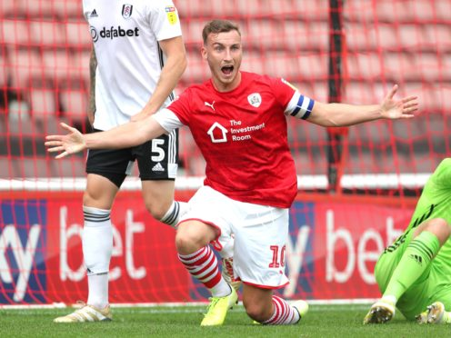 Mike Bahre has left Barnsley by mutual consent (Richard Sellers/PA)