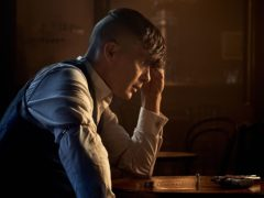 Cillian Murphy plays Tommy Shelby in Peaky Blinders (Robert Viglasky/Caryn Mandabach Productions Ltd. 2019/PA)