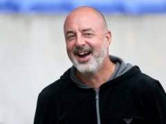 Tranmere manager Keith Hill could name an unchanged side against Harrogate after two successive wins (Richard Sellers/PA)