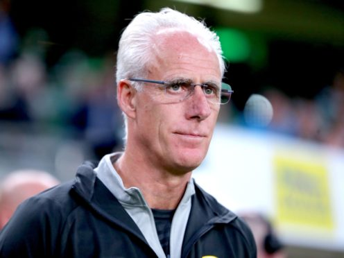 Mick McCarthy has been announced as Cardiff's new manager (Niall Carson/PA)