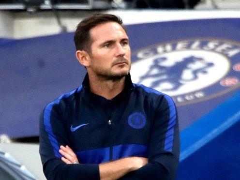 Frank Lampard won three Premier League titles during his playing career at Stamford Bridge (Nick Potts/PA)