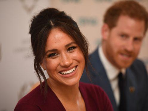 The Duchess of Sussex (Jeremy Selwyn/Evening Standard/PA)