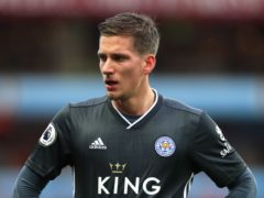 Leicester midfielder Dennis Praet could be out until mid-April (Mike Egerton/PA)