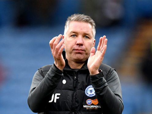 Darren Ferguson relished Peterborough's victory over Charlton (Anthony Devlin/PA)