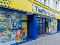 The Works has been forced to close its stores several times over the last year (TheWorks/PA)