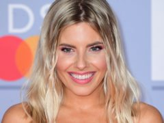 Mollie King shared a photo of her engagement ring on Instagram (Ian West/PA)