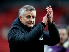 Manchester United manager Ole Gunnar Solskjaer is downplaying the importance of Tuesday's trip to Burnley (Martin Rickett/PA Images).