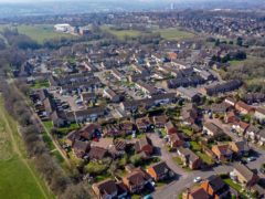 Around 100,000 agreed house sales currently in the pipeline will miss the deadline to make stamp duty savings, according to an estimate from Rightmove (Steve Parsons/PA)