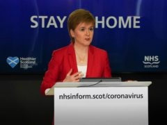 The First Minister said the 'vast majority' of evictions would be stopped (Scottish Government/PA)