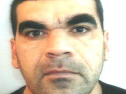 Fatah Mohammed Abdullah was jailed for life with a minimum term of nine years (West Yorkshire Police/PA)