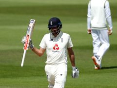 Dom Sibley helped England to victory in Sri Lanka (Adrian Dennis/NMC Pool)