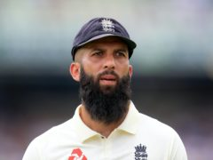 Moeen Ali will almost certainly miss England's series opener against Sri Lanka (Mike Egerton/PA)