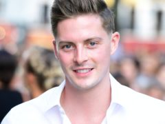 Love Island star Dr Alex George (Ian West/PA)